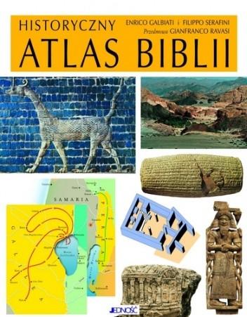 Okładka książki Historyczny atlas Biblii