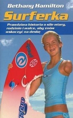 Okładka książki Surferka