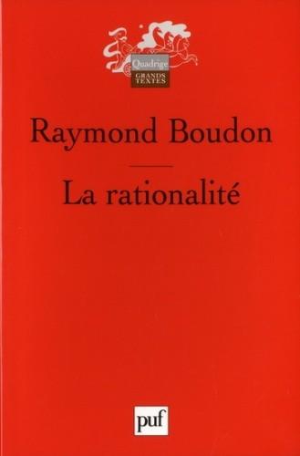 Okładka książki La rationalité