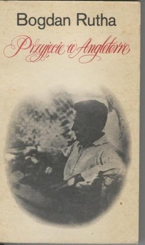Okładka książki Przyjęcie w Angleterre