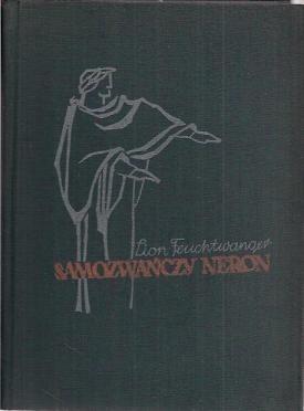 Okładka książki Samozwańczy Neron