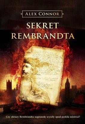 Okładka książki Sekret Rembrandta