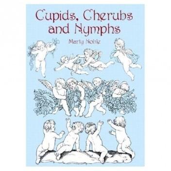 Okładka książki Cupids, Cherubs and Nymphs