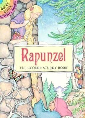 Okładka książki Rapunzel