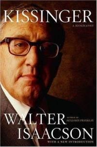 Okładka książki Kissinger: A Biography