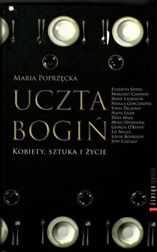 Okładka książki Uczta bogiń