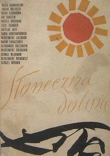 Okładka książki Słoneczna dolina