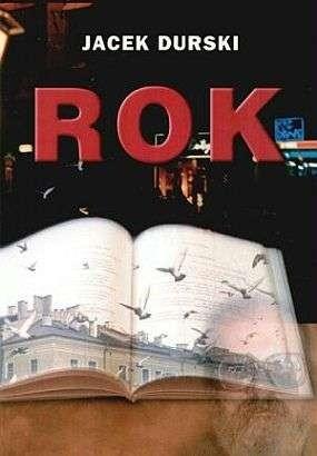Okładka książki Rok