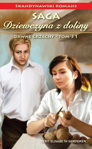 Okładka książki Dawne grzechy