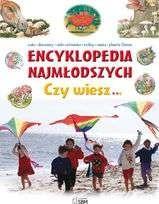 Okładka książki Encyklopedia najmłodszych. Czy wiesz…