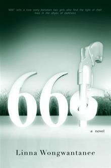 Okładka książki 666 a novel