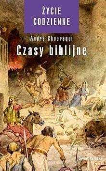 Okładka książki Czasy biblijne