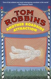 Okładka książki Another Roadside Attraction