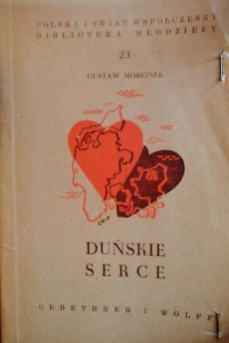 Okładka książki Duńskie serce
