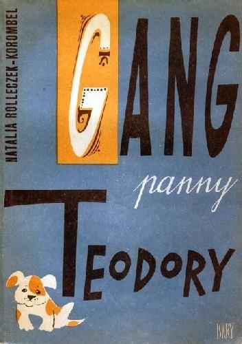 Okładka książki Gang panny Teodory