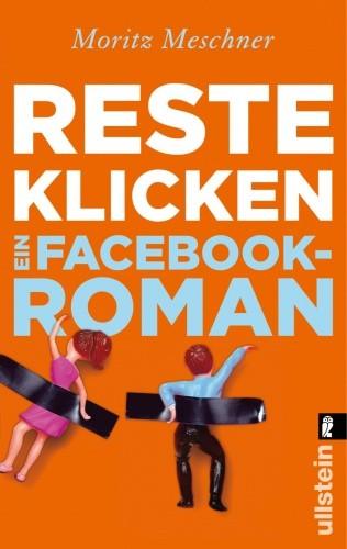 Okładka książki Resteklicken. Ein Facebook-Roman