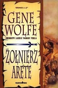 Okładka książki Żołnierz Arete