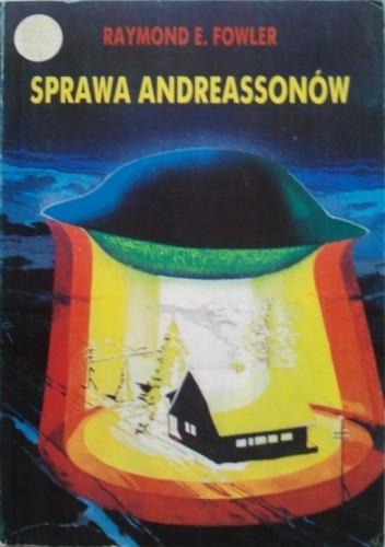 Okładka książki Sprawa Andreassonów