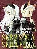 Okładka książki Skrzydła Serafina 8 - Terroryści