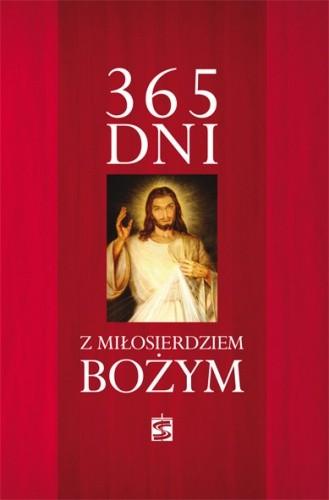 Okładka książki 365 dni z miłosierdziem Bożym