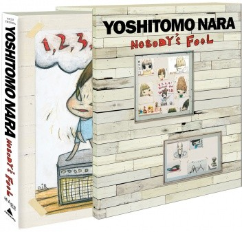Okładka książki Yoshitomo Nara: Nobody's Fool