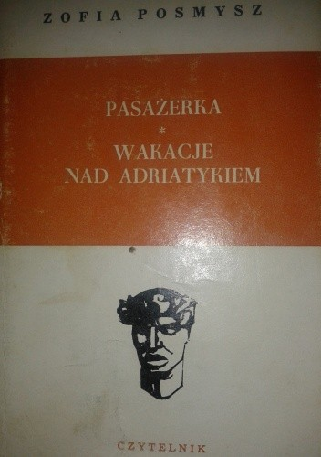 Okładka książki Pasażerka. Wakacje nad Adriatykiem