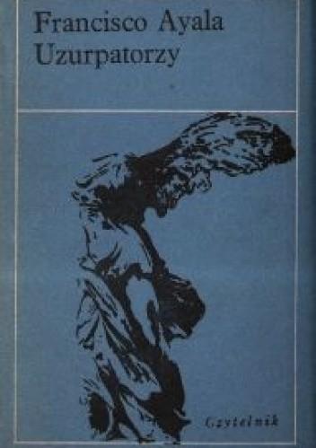 Okładka książki Uzurpatorzy