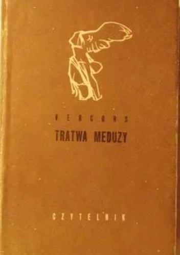 Okładka książki Tratwa Meduzy