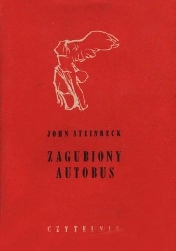 Okładka książki Zagubiony autobus