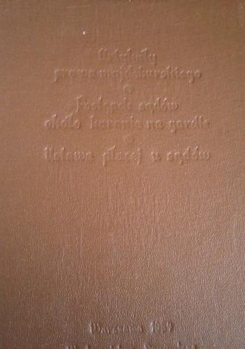 Okładka książki Artykuły prawa majdeburskiego. Postępek sądów około karania na gardle. Ustawa płacej u sądów