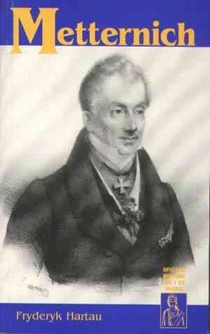 Okładka książki Metternich