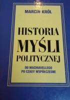 Historia myśli politycznej: od Machiavellego po czasy współczesne