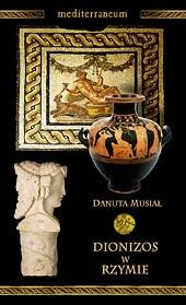 Okładka książki Dionizos w Rzymie