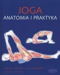 Okładka książki Joga. Anatomia i praktyka