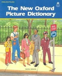 Okładka książki The New Oxford Picture Dictionary (English-Polish Edition)