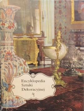 Okładka książki Encyklopedia sztuki dekoracyjnej