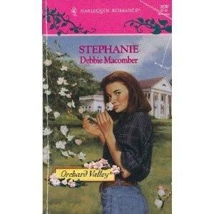 Okładka książki Stephanie