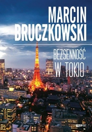 Okładka książki Bezsenność w Tokio