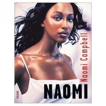 Okładka książki Naomi by Naomi Campbell