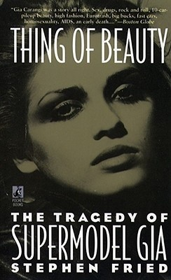 Okładka książki Thing of Beauty