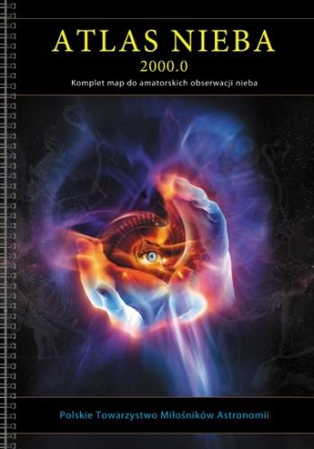 Okładka książki Atlas nieba 2000.0