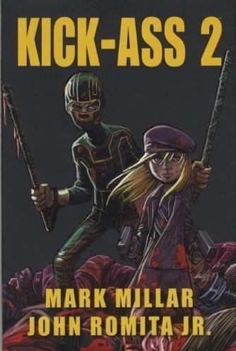 Okładka książki Kick-Ass 2