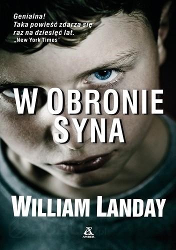 Okładka książki W obronie syna
