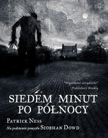 Okładka książki Siedem minut po północy