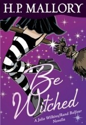 Okładka książki Be Witched