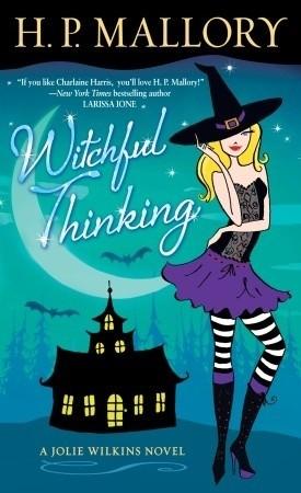 Okładka książki Witchful Thinking