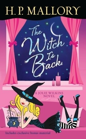 Okładka książki The Witch Is Back
