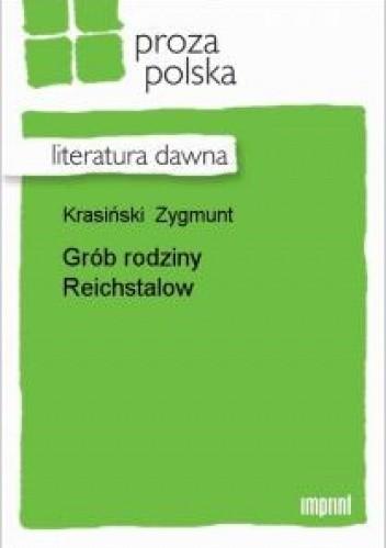Okładka książki Grób rodziny Reichstalów