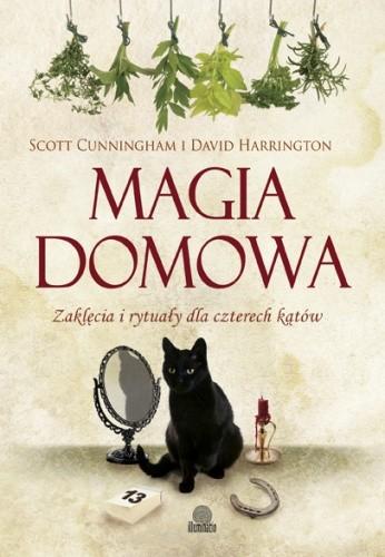 Okładka książki Magia domowa
