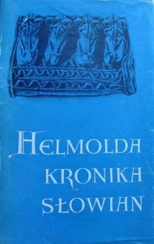 Okładka książki Helmolda Kronika Słowian